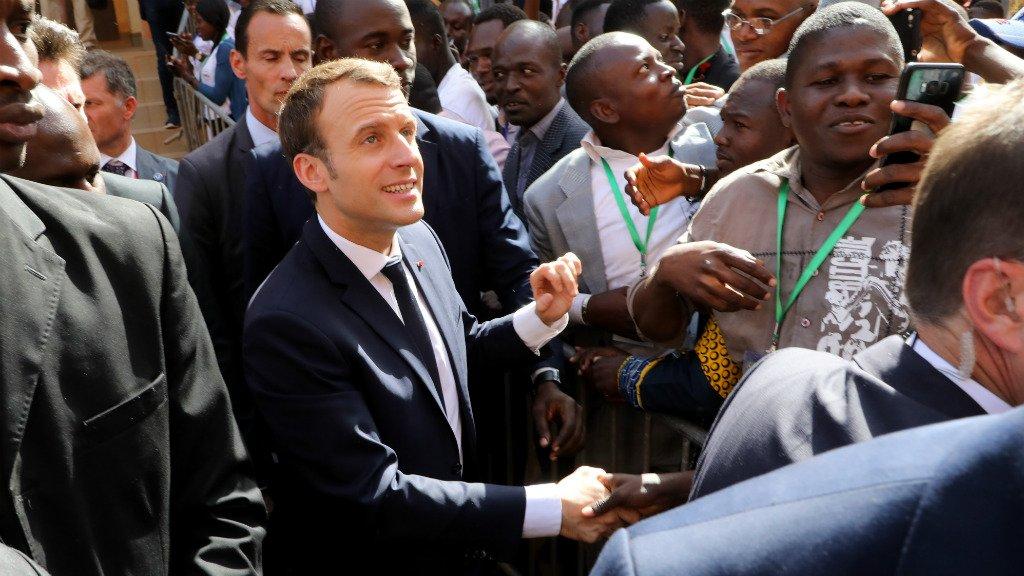 Benin buoyed by Macron pledge on African heritage