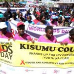 Data shows annual infections among adults and children on the decline as HIV prevalence still high