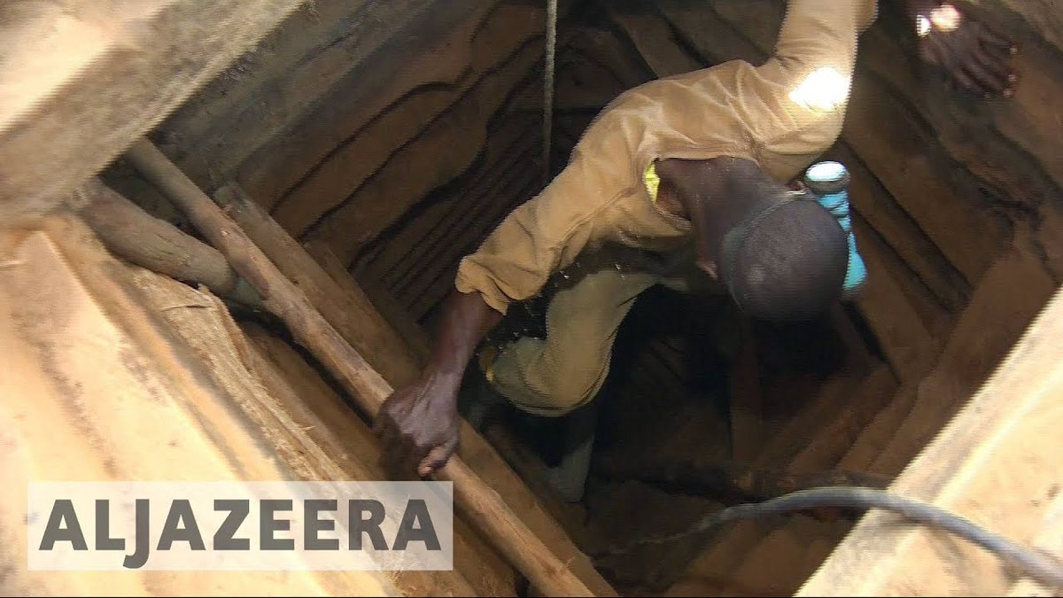 Kenya: Gold miners risk their lives by using mercury