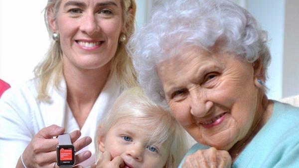 99-Year-Old Farmington Resident Inspires Innovative Aging Technology