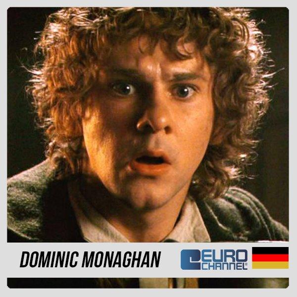 Happy Birthday, Dominic Monaghan!