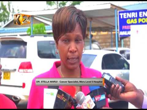Number of cancer patients on the rise in Embu county