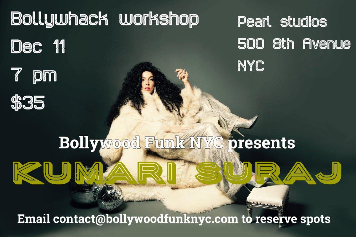 Bollywood Funk NYC