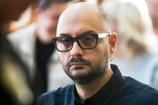 Russian court keeps theater director under house arrest