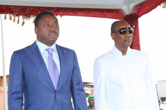 Crise politique au Togo : La médiation guinéenne au four et au moulin à Lomé