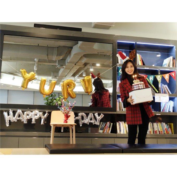 Happy Birthday our Kwon Yuri
