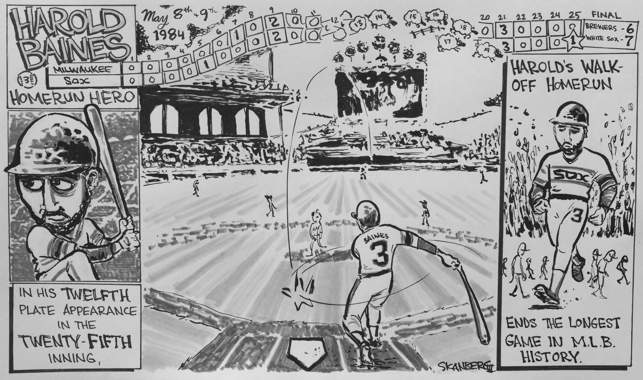 #TurnBacktheSox Week 5: Home Run Heroes!   ✏️: Carl Skanberg https://t.co/4rTY1FNwqV