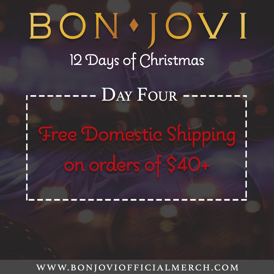 Day Four of 12 Days of Christmas on https://t.co/5yvtFxHMHh is Free Shipping on order of $40 or more! https://t.co/j60pWOHh81