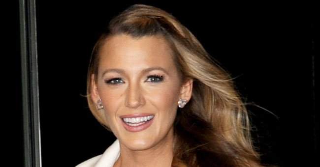 Blake Lively just unveiled a BRUNETTE pixie crop on Instagram...