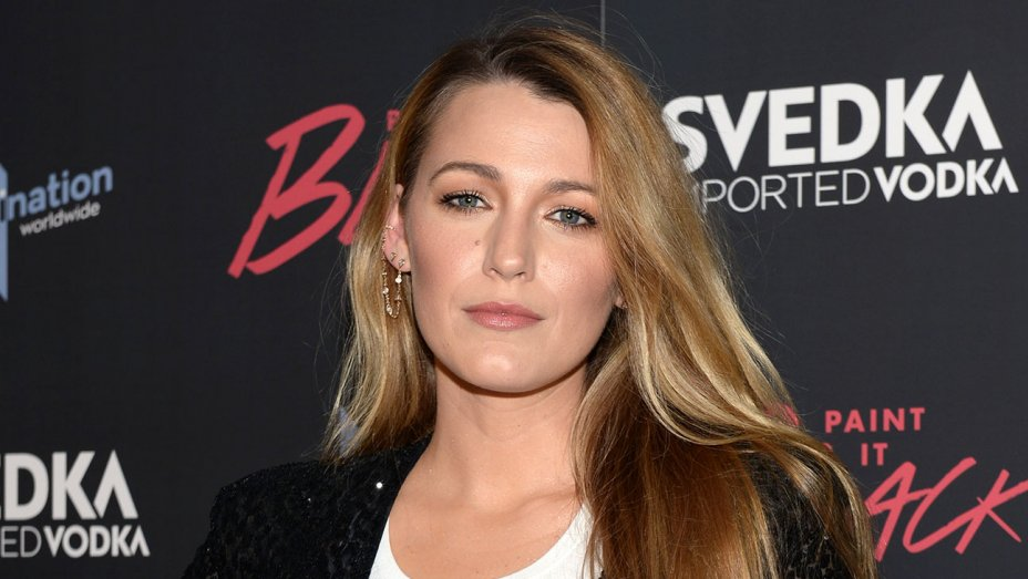 Blake Lively injured on set of 'The Rhythm Section'