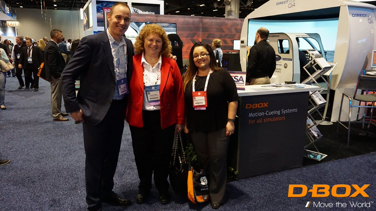 test Twitter Media - Another edition of @iitsec is now behind us, highlighted by the visit of Susan Harper and Ximena Pauvif-Machado from the Consulate General of Canada. #IITSEC https://t.co/5H66HN4wy0