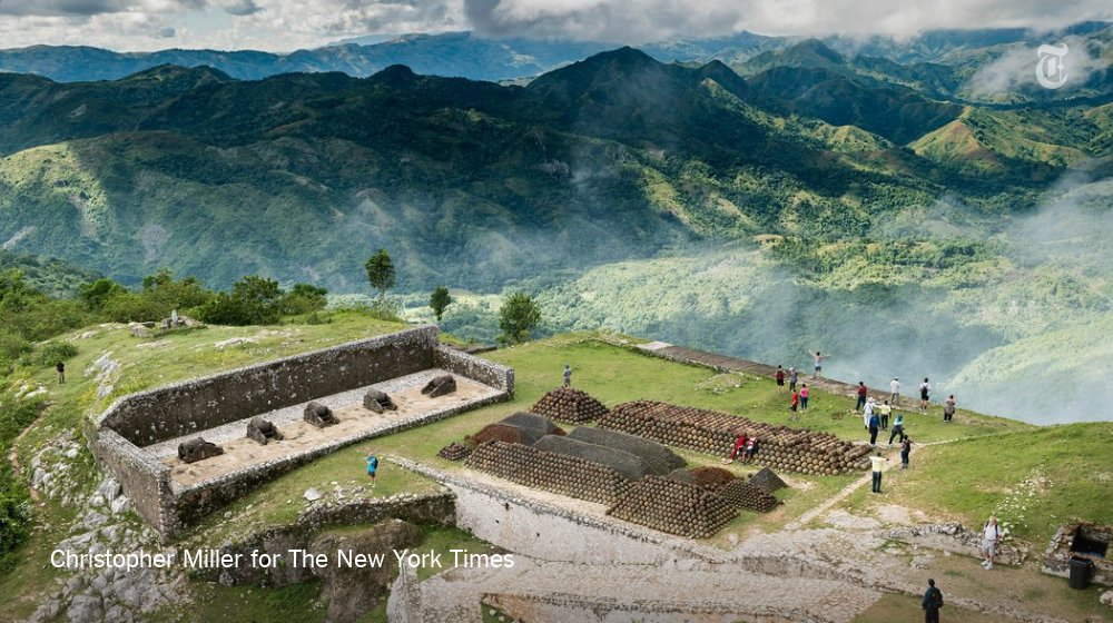 Despite conflicting signs about where Haiti is going, tourism is on the upswing https://t.co/4CJili8osX https://t.co/EOY1su2sAr