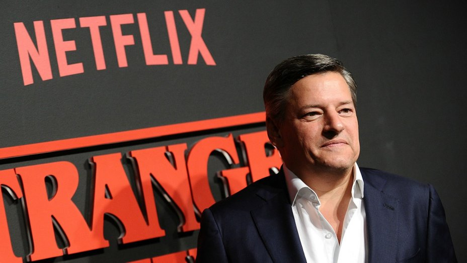 .@Netflix's Ted Sarandos talks originals output, Disney's streaming efforts