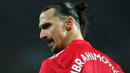 Mourinho hints at Ibrahimovic return against Man City