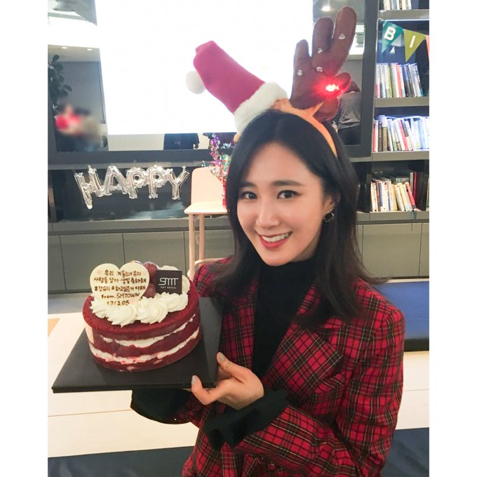 happy birthday to a talented queen, snsds black pearl, kwon yuri