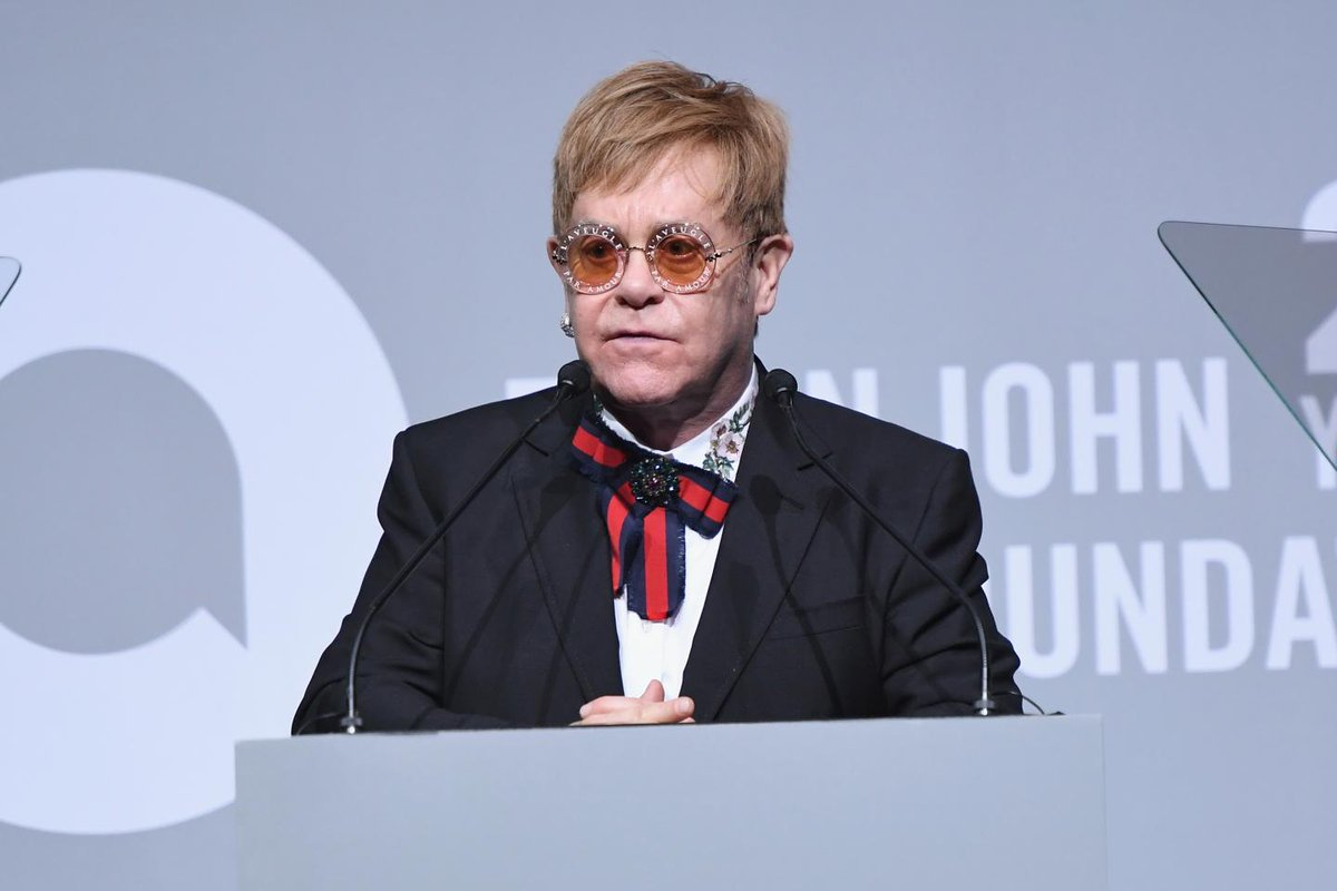 Trump loves Elton John so much he played the singer's music at full volume, bothering staff