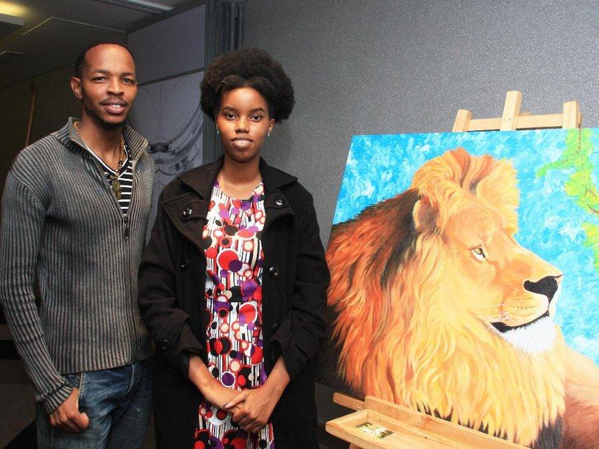 Pop-Up Art Gallery makes artwork more affordable