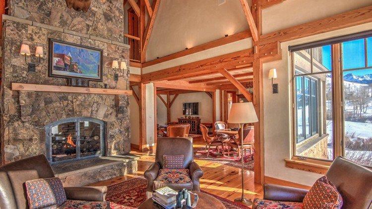 Texas A&M boss Sharp seeks an Austin swap for his Telluride home