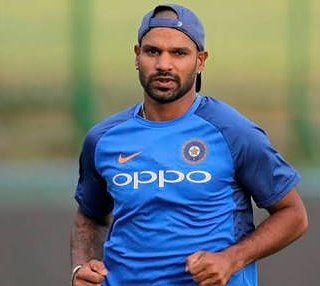 Happy birthday shikhar dhawan . The man with the fastest test century for India