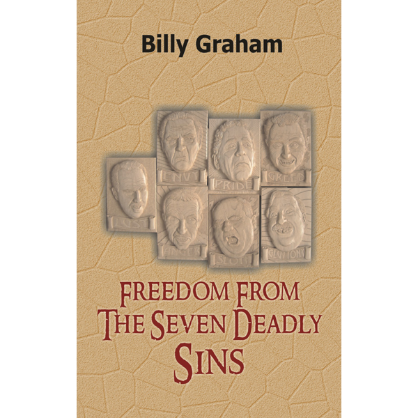test Twitter Media - Dr. Graham talks about the seven deadly sins, a term coined by Pope Gregory the Great, at the end of the sixth century. These messages tell us what God has to say about these sins, and how freedom from their power can be obtained. https://t.co/6qeZMiIfPR