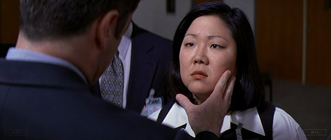 Happy Birthday to Margaret Cho who\s now 49 years old. Do you remember this movie? 5 min to answer!