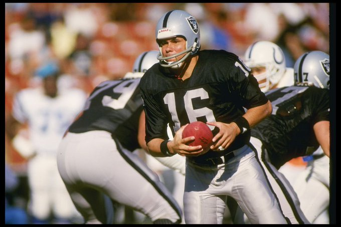 Happy Birthday to Jim Plunkett, who turns 70 today!
