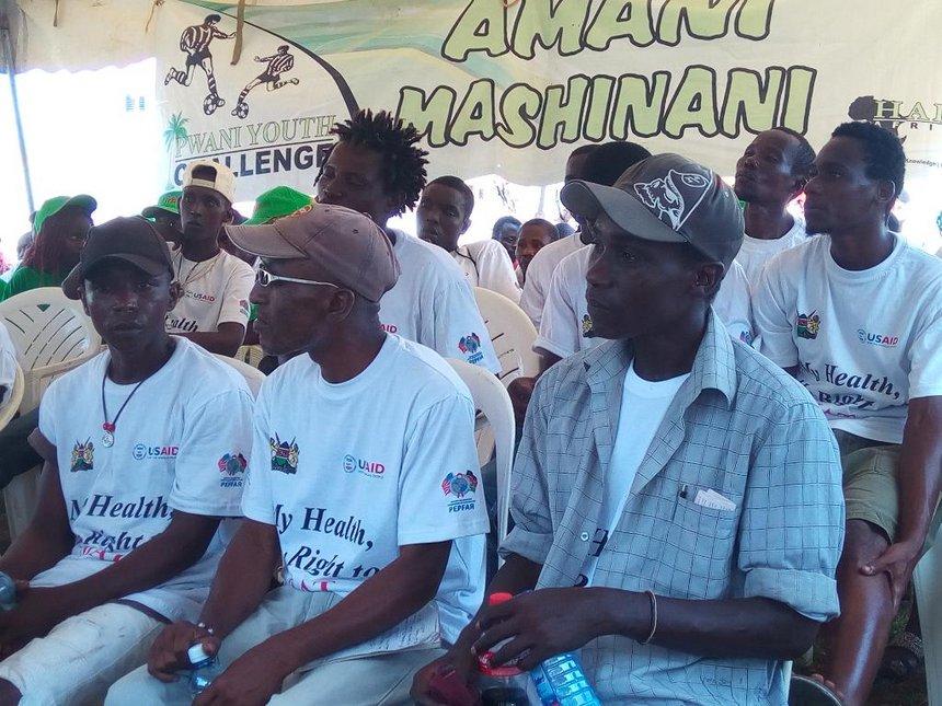 Haki Africa takes on radicalication in Kwale, Mombasa