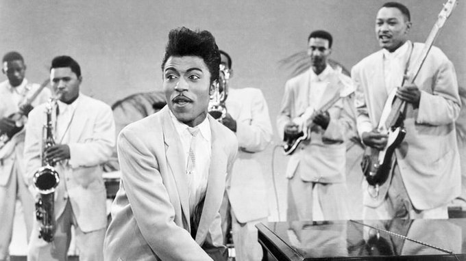 Happy Birthday to Little Richard.