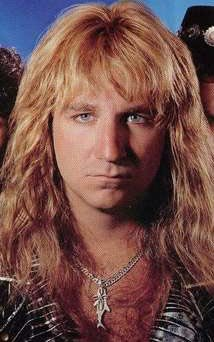 Happy Birthday to Jack Russell from Great White, born Dec 5th 1960