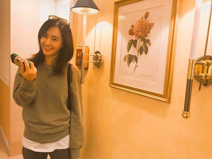 Happy Birthday to this gorgeous lady Kwon Yuri