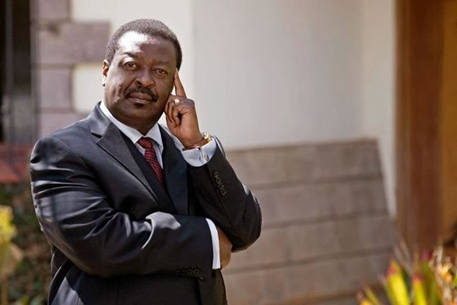 Mudavadi's party warn MP over creating divisions in the party