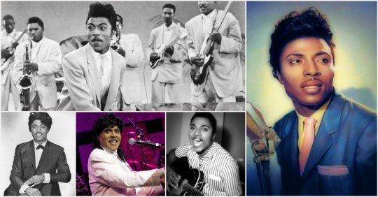 Happy Birthday to Little Richard (born December 5, 1932)