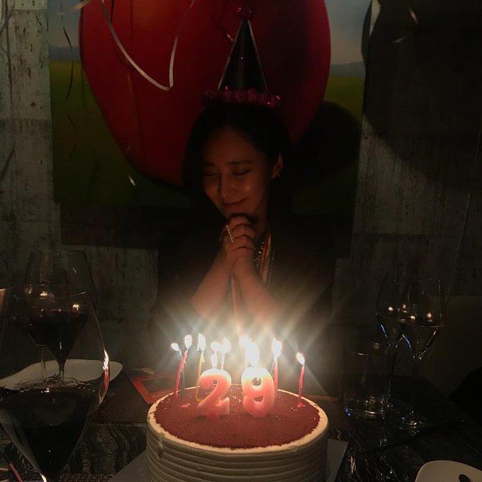 Happy Bday Kwon Yuri