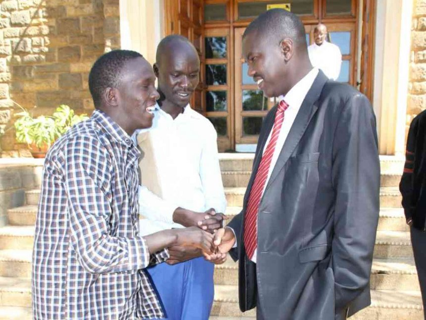 Mandago decries high crime rate in Eldoret, accuses cops of laxity
