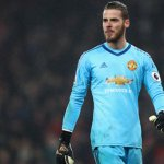 De Gea is Man Utd's third best goalkeeper, jokes Mourinho