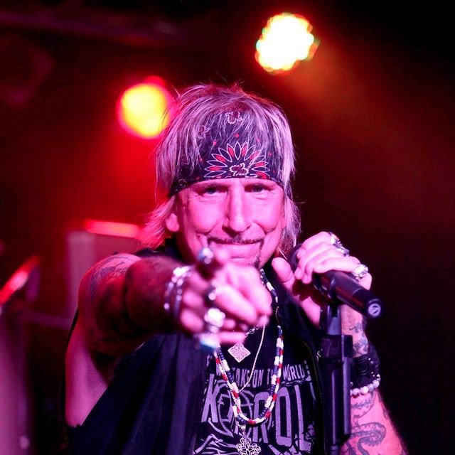 Once Bitten, Twice Shy  Happy Birthday Today 12/5 to Great White co-founder/vocalist Jack Russell.  Rock ON!