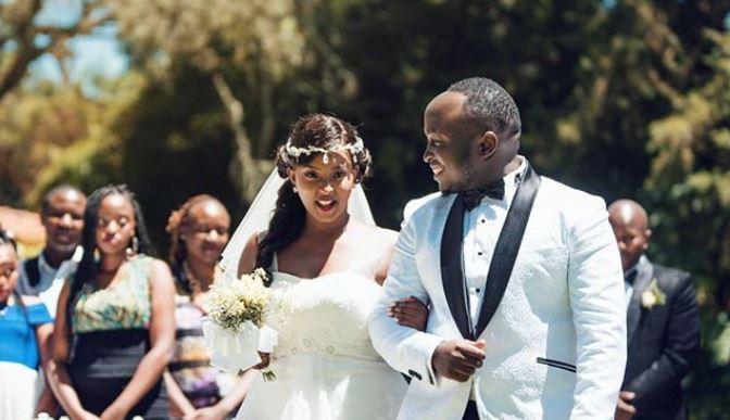 PHOTOS of Cece Sagini's Beautiful Wedding to Victor Peace