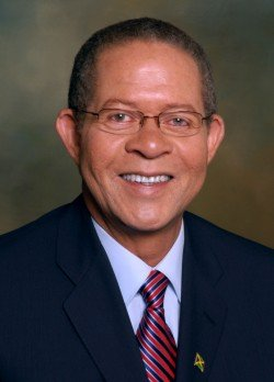 Please join me in wishing Former Prime Minister of Jamaica , Orette Bruce Golding, a very happy birthday