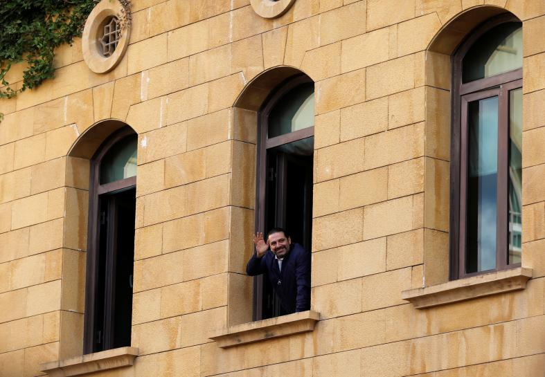 Lebanon PM Hariri revokes resignation as all parties agree deal