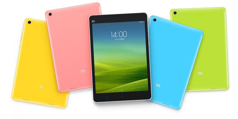 Apple Wins EU Trademark Case Against Xiaomi and its 'Mi Pad' Tablet
