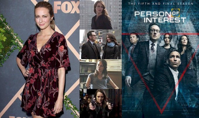 Hoy cumple 41 años Amy Acker (Samantha Groves / Root en Happy Birthday