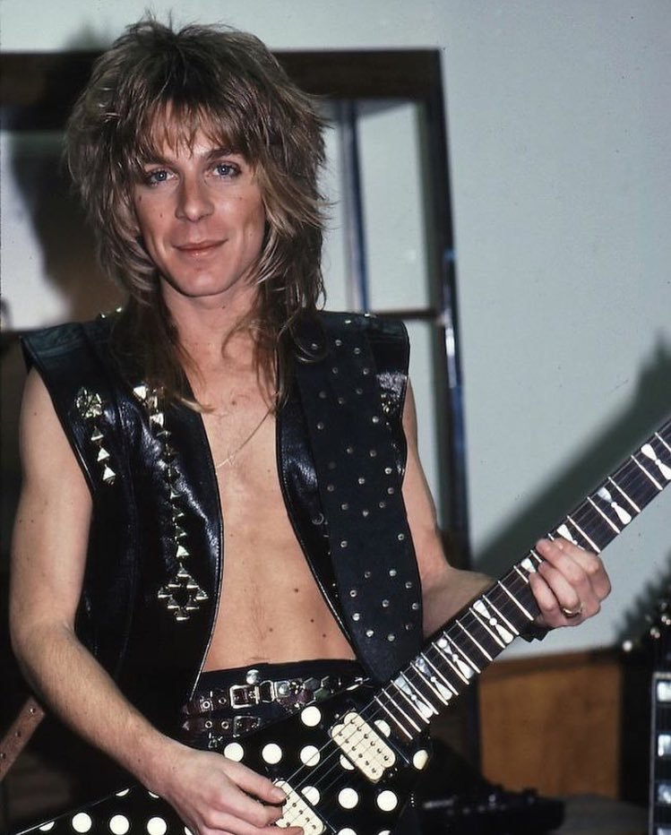 Happy Birthday!! Randy Rhoads
