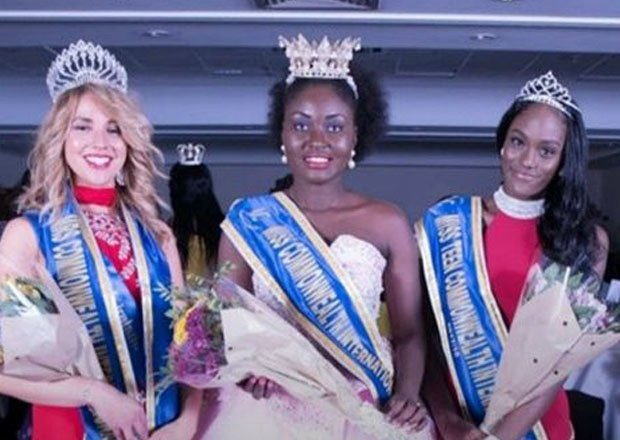Princess Duncan Wins Miss Commonwealth