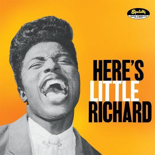 Happy 85th Birthday, Little Richard!