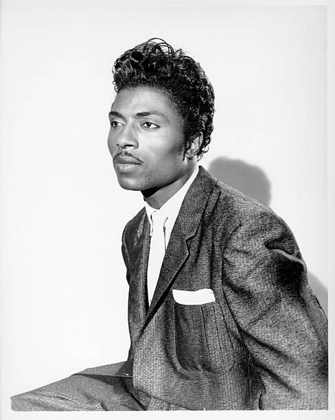 Happy Birthday Little Richard  85 today.     &