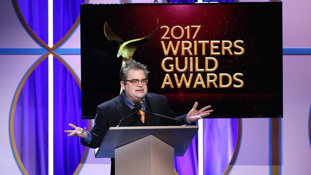 .@PattonOswalt returning to host Writers Guild Awards show in Los Angeles