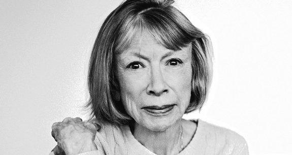 Happy 83rd birthday, Joan Didion! -->