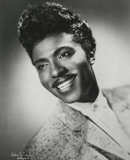 Happy birthday to Little Richard!