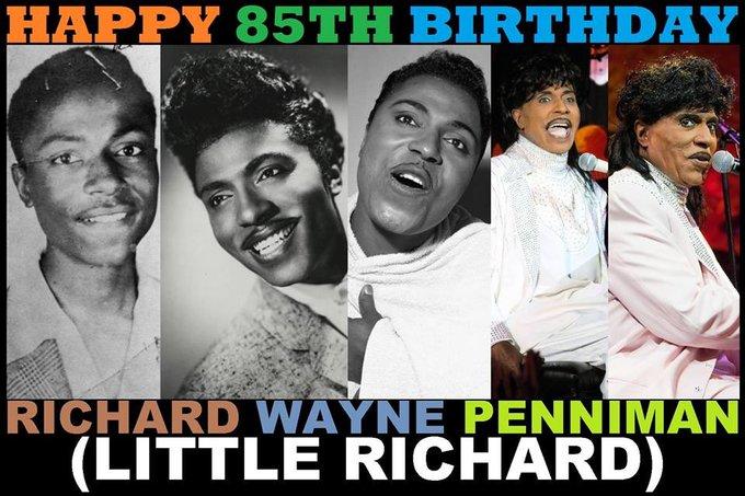 Happy birthday Little Richard
