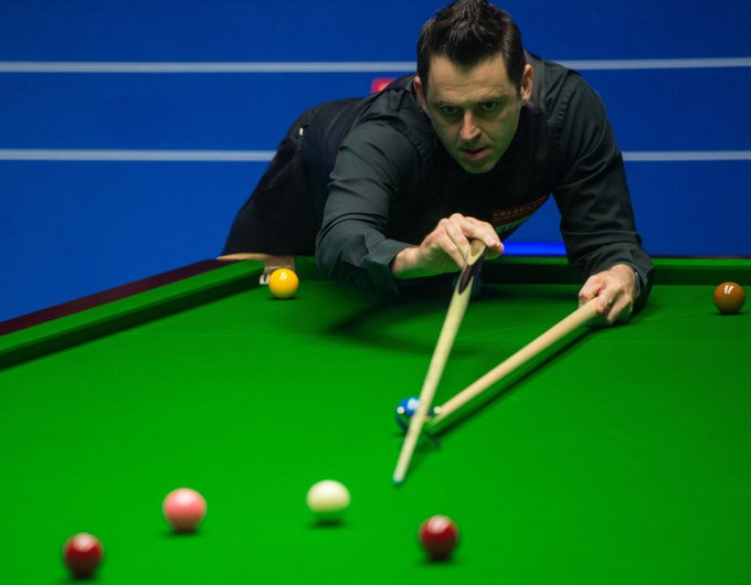 Ronnie O\sullivan Won 6-1 today topping off his 42nd birthday in the  Happy 42nd Birthday!